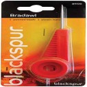 BRADAWL With POINTED BLADE RED