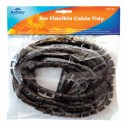 2M FLEXIBLE CABLE TIDY
