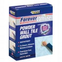 Everbuild Forever White Powder Wall Tile Grout 1200g or 3000g