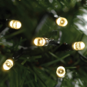 Faulks Indoor or Outdoor Christmas Lights 120 LED