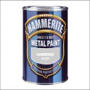 Hammerite Direct to Rust Hammered Finish Paint - 250ml or 500ml