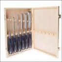 Irwin Marples 750 Series 6 Piece Chisel Set
