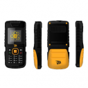 JCB Tradesman Toughphone Floating Durable Mobile Phone