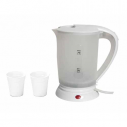 Kingavon 500ml Dual Voltage Travel Kettle with 2 Plastic Cups
