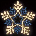 Chasing Snowflake Outdoor Christmas Light Decoration