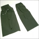 Green Raingear Wet Suit