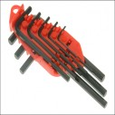 Stanley Hex Key Set - Metric