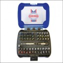 Faithfull Professional Security Bit Set 62 Piece