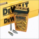 DeWalt DP40 Pack of 25 Flip Top Pozi Number 2 Bits