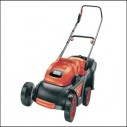 Black and Decker GR3400 Electric Rotary Mower 34cm 1200 Watt