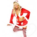 Christmas Sweetheart Fancy dress Costume