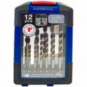 Faithfull 12 Piece Masonry Drill Set