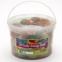 Natures Feast High Energy Fruity Feed Balls Tub of 50