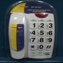 Pwer Plus Jumbo Button Speaker Phone White