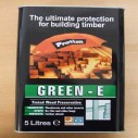 Protim Wood Preserver or Woodworm Killer