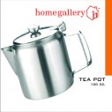 Stainless Steel Tea Pot 100 oz