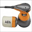 AEG 230 Volt Random Orbit Sander 125mm