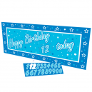 Personalised Banner - Any Age