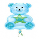 Jumbo Bear New Born Balloon Foil