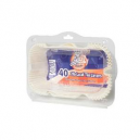 Cookeazy Loaf Tin Liners 2lb 20 Pack