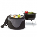 2 in 1 Cooler Bag with Barbeque