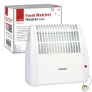 DeVille Frost Watcher Heater 500W White