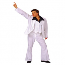Disco Fever - Saturday Night Fever Fancy Dress Costume