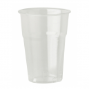 Disposable Pint Glass 1 Pint Tumblers 600CC 10 Pack