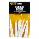 Standard Replacement Cartridge Nozzles 6 Pack