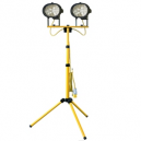 Faithfull 1000W Twin Tripod Lights