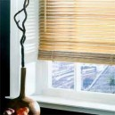 Venetian Blind Hardwood Natural