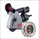 Metabo MFE 30 125mm Diamond Wall Chaser 1400W 240V or 110V