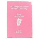 Irish Passport Cover - Assorted Colours