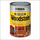 Ronseal Satin Woodstain Quick Dry 250ml or 750ml