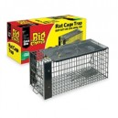 The Big Cheese Humane Rat Cage Trap STV075