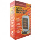 Halogen Heater 1200w 3 Settings