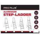 Pro Plus Step Ladder 2 Thread-5 Thread