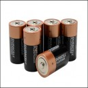 Duracell D-Cell Batteries Multi-Pack of 6