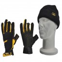 XMS16FLGLOVE CLC Fingerless Work Gloves and Beanie Hat
