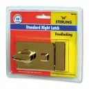 Sterling Deadlocking Standard Nightlatch