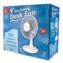Oscillating Desk Fans 2 Sizes