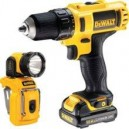 Dewalt Drill Driver and Torch