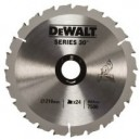 DEWALT EXTREME DT4031 184MM 28TOOTH TCT CIRCULAR SAW BLADE 16MM BORE