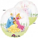 Disney Princess Super Clear Helium Foil Jumbo Balloon
