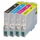 Epson 715 Epson 711 712 713 and 714 Ink Cartridges