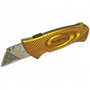 Faithfull Retractable Pocket Knife