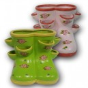 Welly Boots Herb Planter