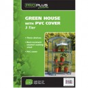 ProPlus 3-tier Green House With PVC Cover