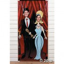 Hollywood Door Banner Party Decoration