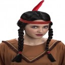 WIG INDIAN FEMALE U37685
